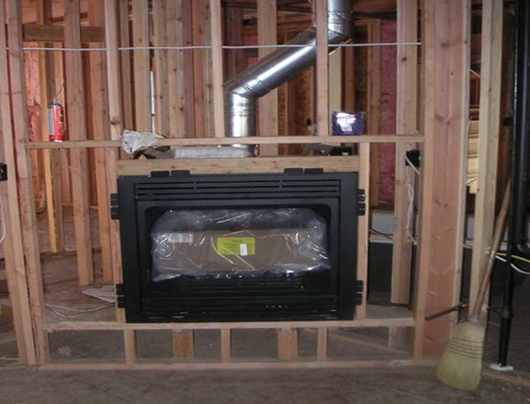 Direct Vent Gas Fireplace Installation Basement Home Design Ideas