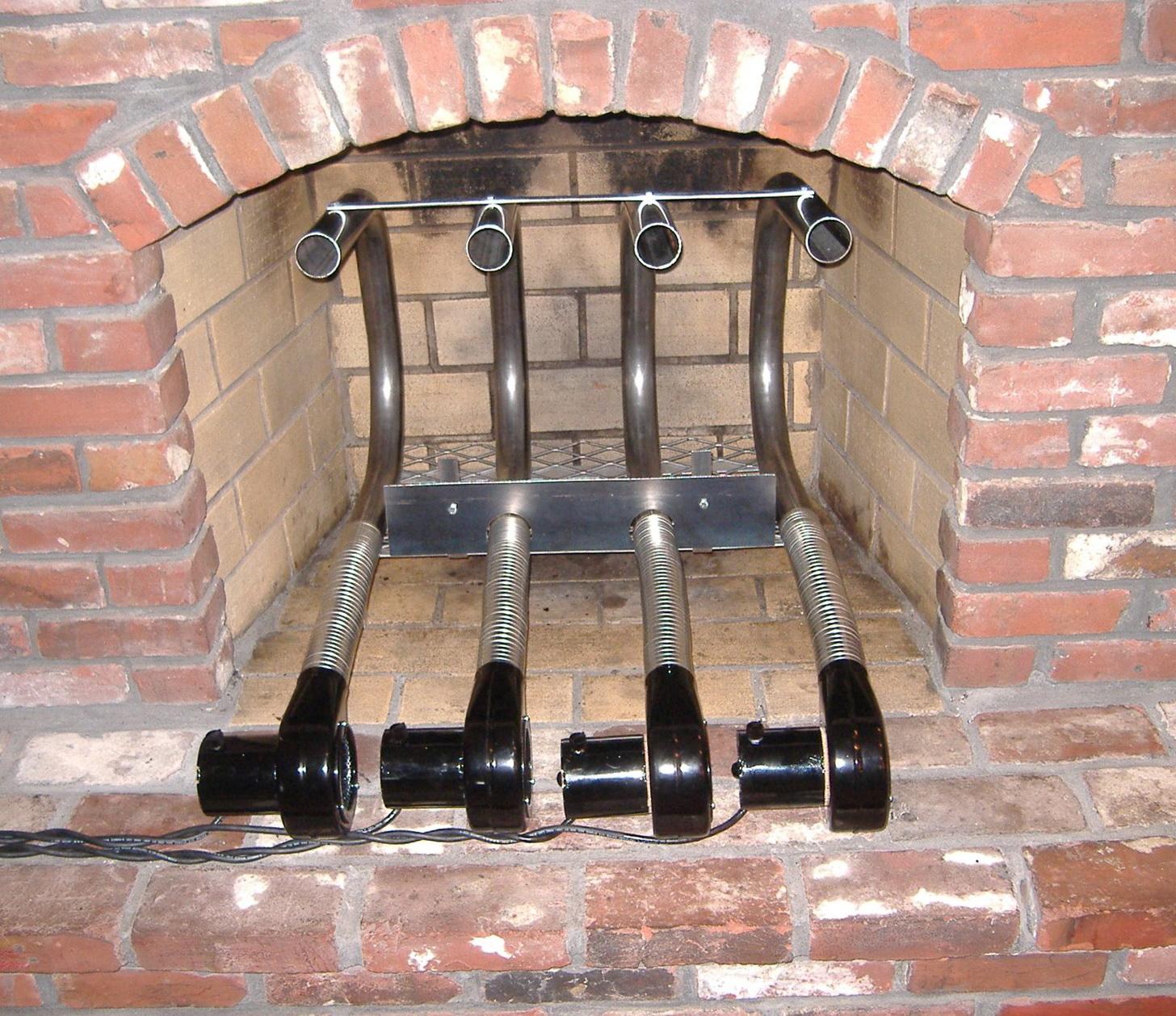 diy wood fireplace blower home design ideas