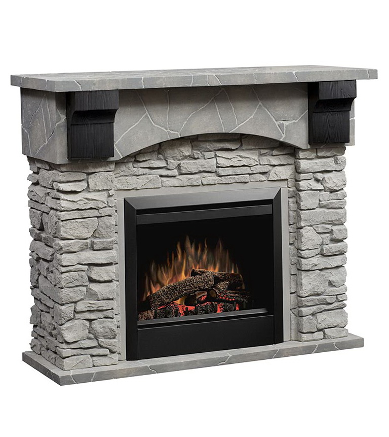 Electric Stone Fireplaces Clearance