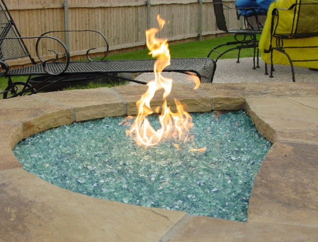 Fire And Ice Fireplace Kit