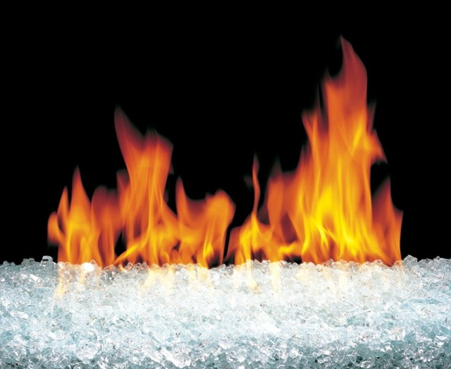 Fire And Ice Fireplace Pictures