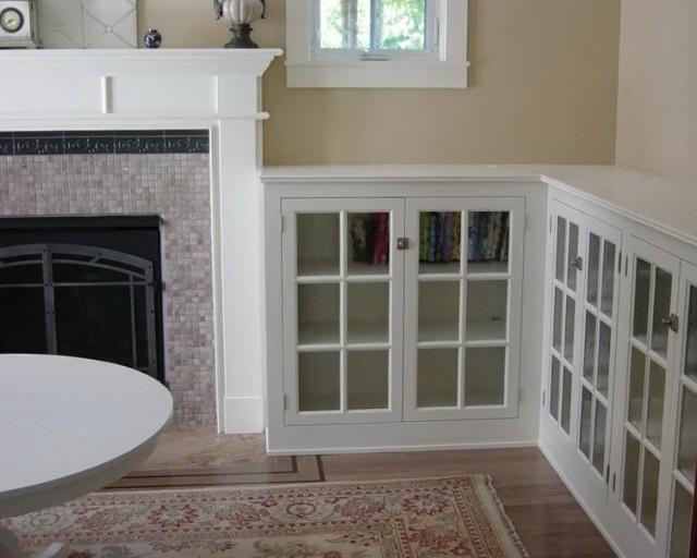 Fireplace Built Ins Ideas