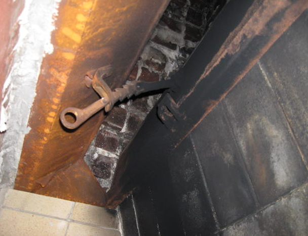 Fireplace Damper Replacement Parts Home Design Ideas