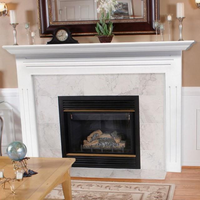 Diy Fireplace Surround Kit Home Design Ideas