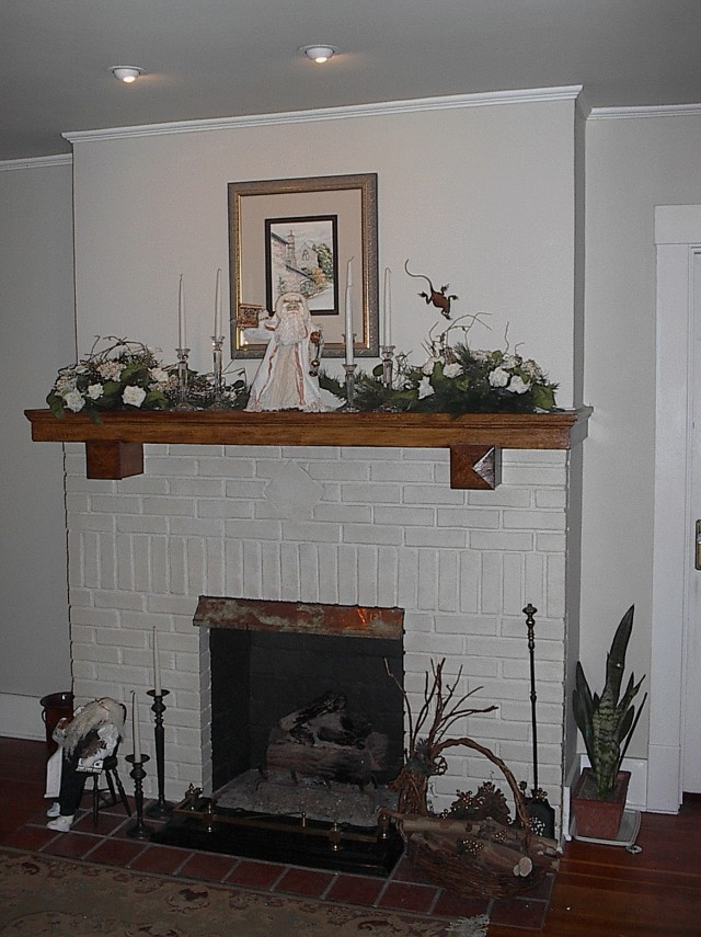Wall Decor Above Fireplace : Above fireplace wall decor home design ideas