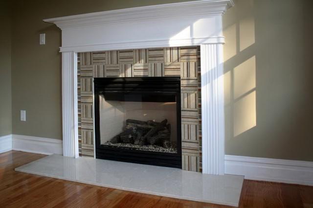 Fireplace Tiles Ideas Modern Gallery