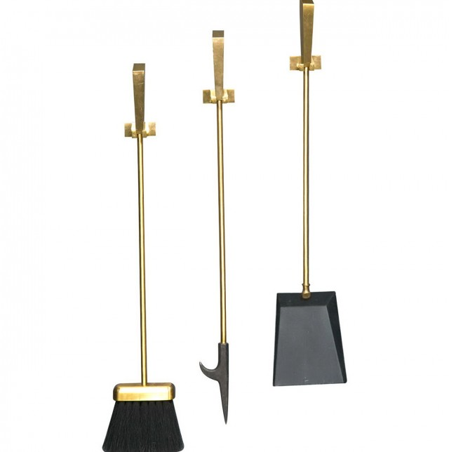 Wall Hanging Fireplace Tools | Home Design Ideas