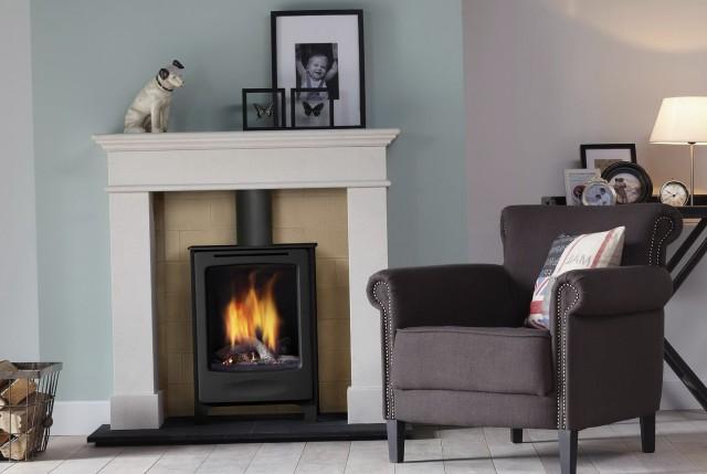 Gas Fireplace Open Flue Home Design Ideas