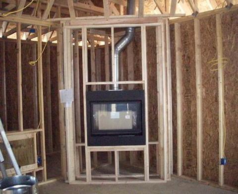 Gas Fireplace Flue Installation Home Design Ideas