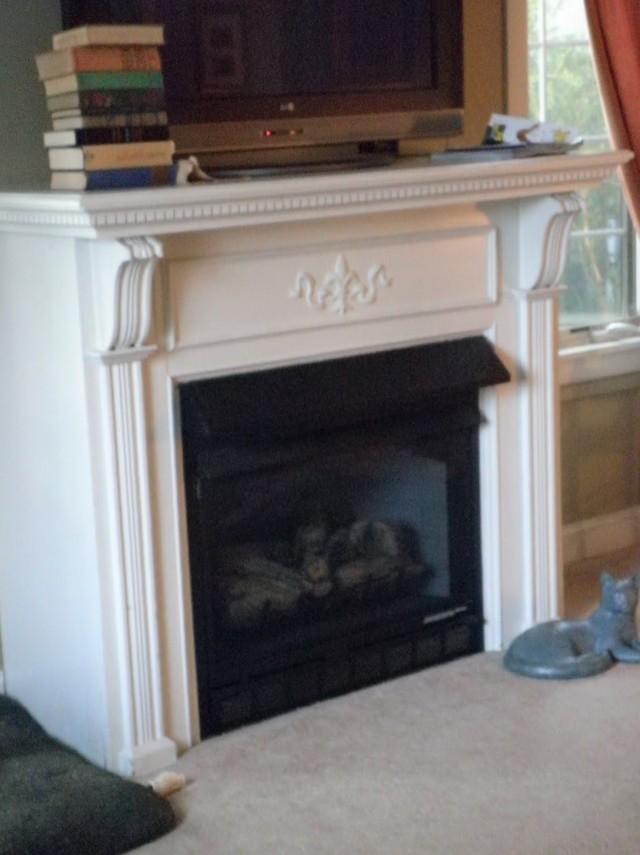 Fireplace Mantel Kits Lowes Home Design Ideas