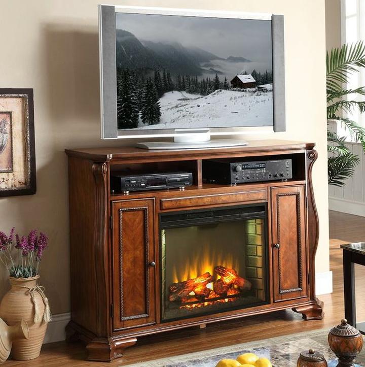 Gas Fireplace Tv Stand | Home Design Ideas