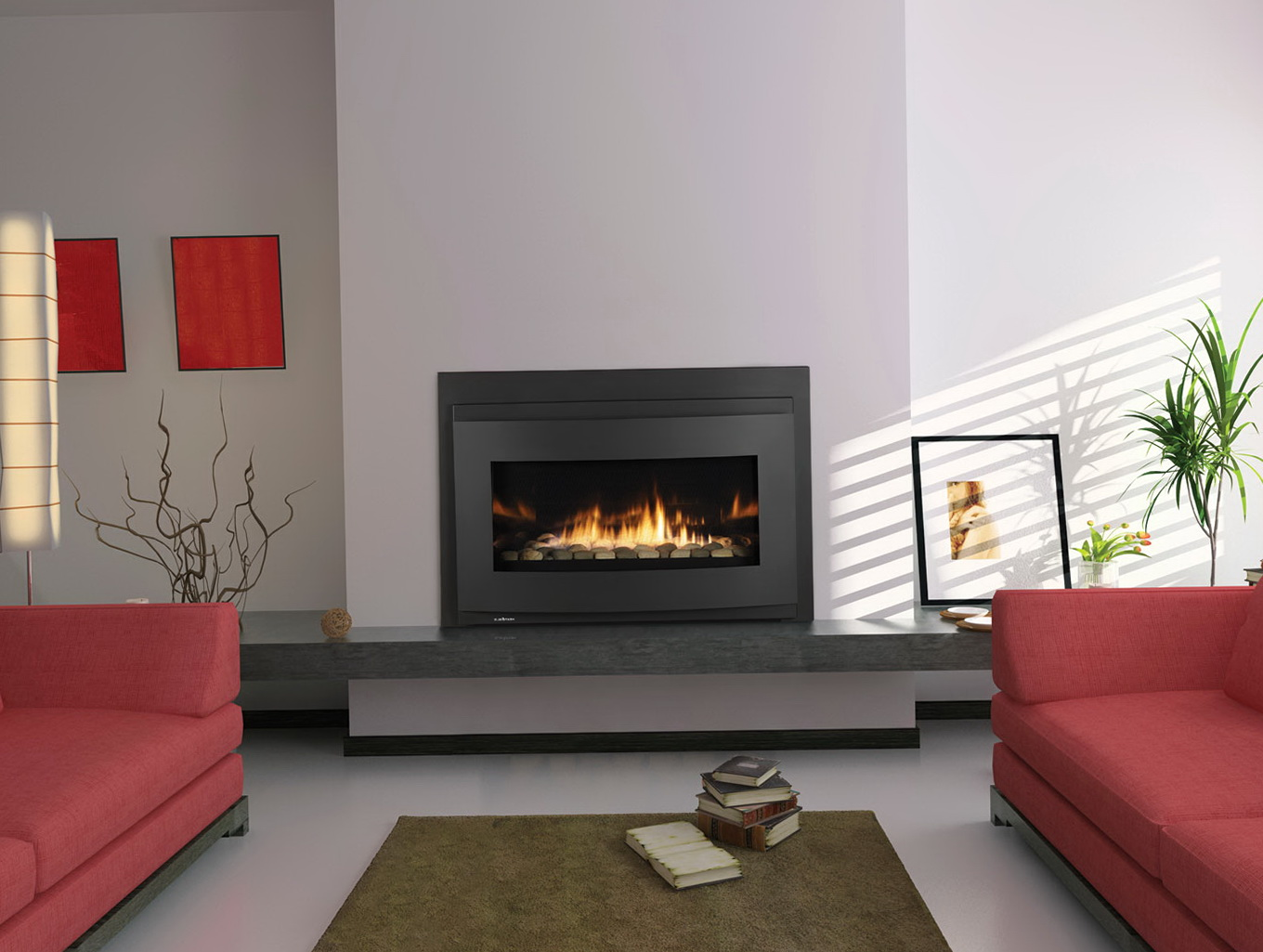 heat and glo gas fireplace inserts reviews fire