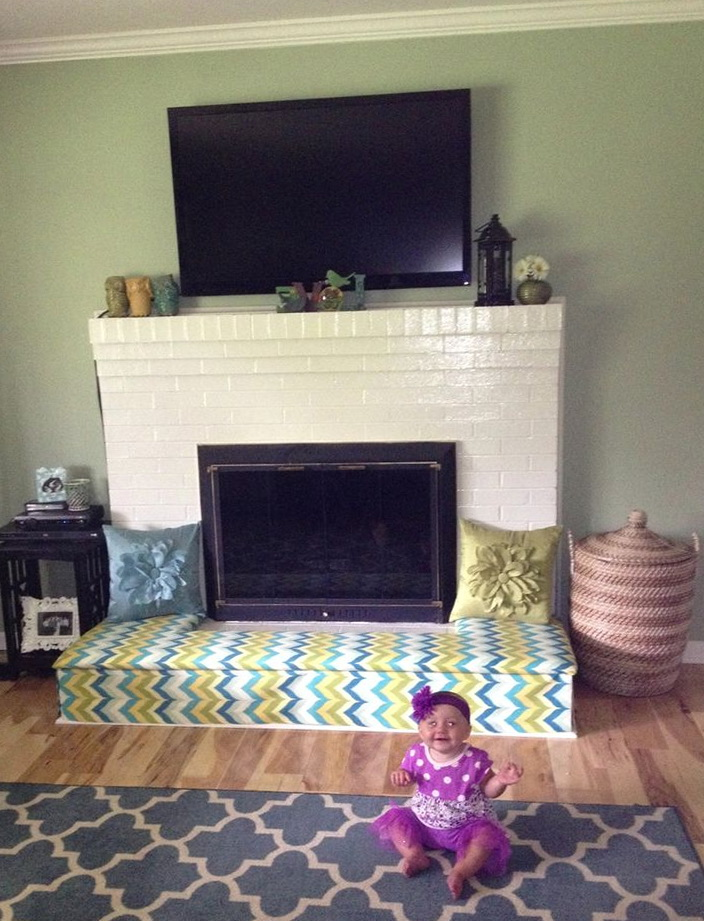 Ideas For Baby Proofing Fireplace | Home Design Ideas