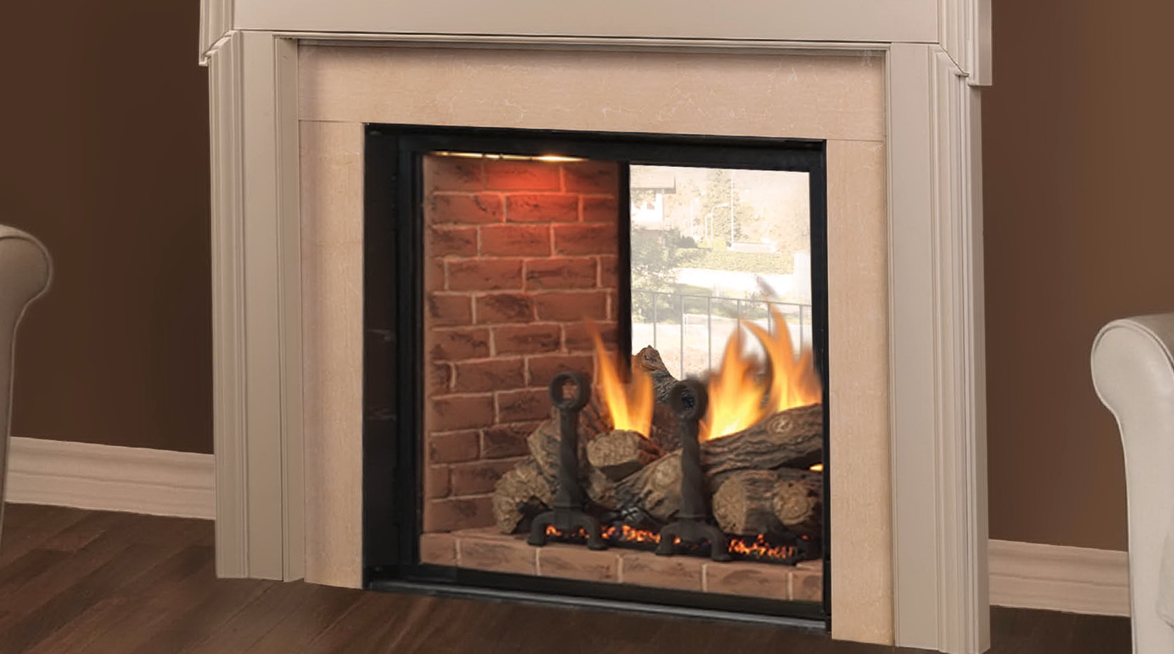 Indoor Gas Fireplace Kits | Home Design Ideas