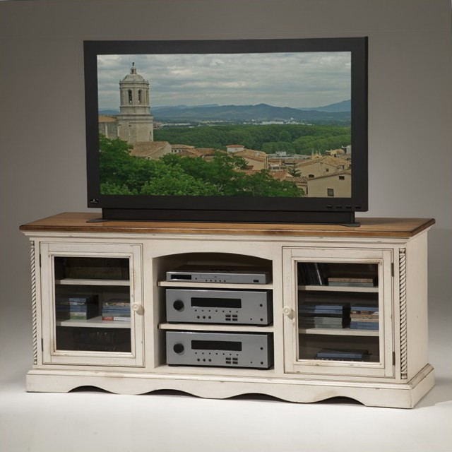 Off White Fireplace Tv Stand