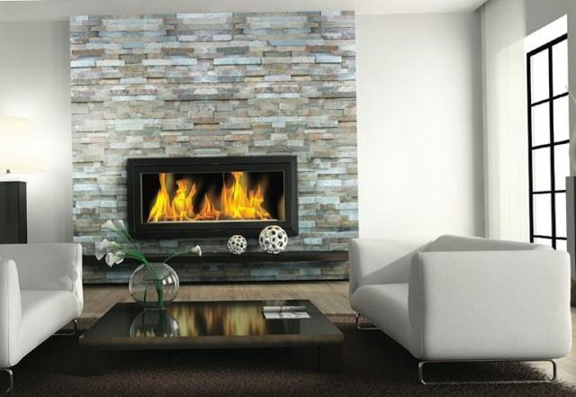 Fireplace Hearth Stone Slate Home Design Ideas