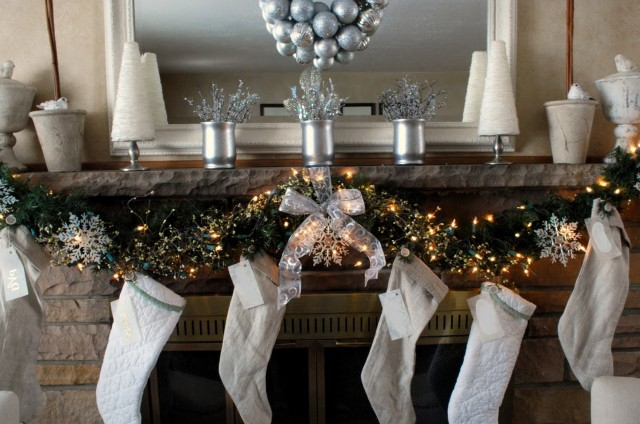 Stocking Holders Without Fireplace - Fireplace Christmas Stocking Holders  Home Design Ideas - Christmas Stocking Holders For Fireplace Show Home Design