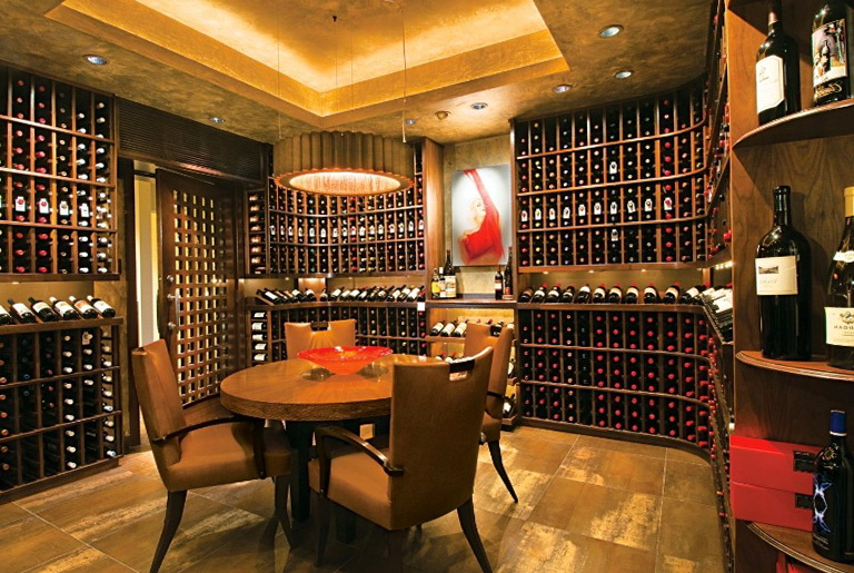 Permalink to Awesome Home Wine Cellars