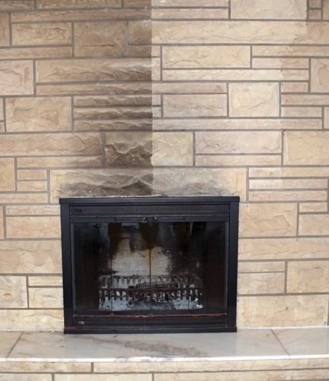 Clean Fireplace Brick With Vinegar | Home Design Ideas