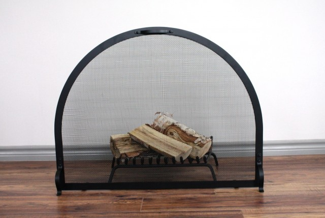 Custom Fireplace Screens Nyc