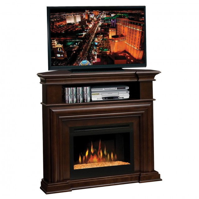 Dimplex Corner Electric Fireplace Tv Stand