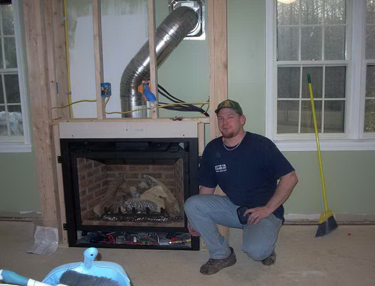 Fireplace Gas Line Installation Home Design Ideas