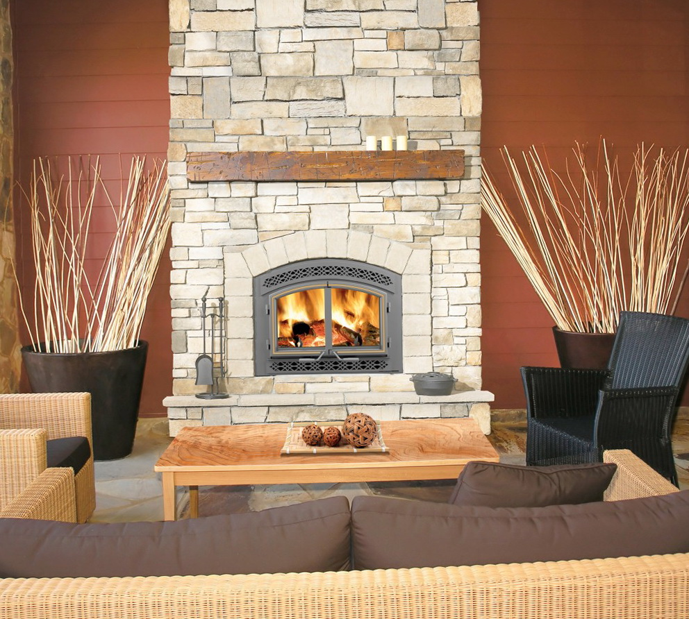 Gas Fireplace Efficiency Tips Home Design Ideas