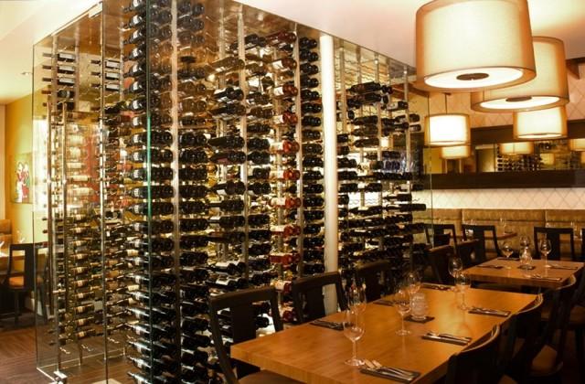 Glass Wine Cellar Enclosures
