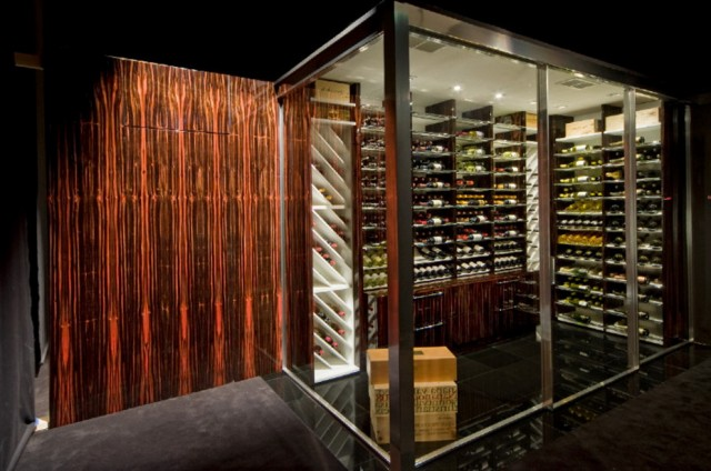 Home wine cellar ideas home design ideas Home wine cellar design