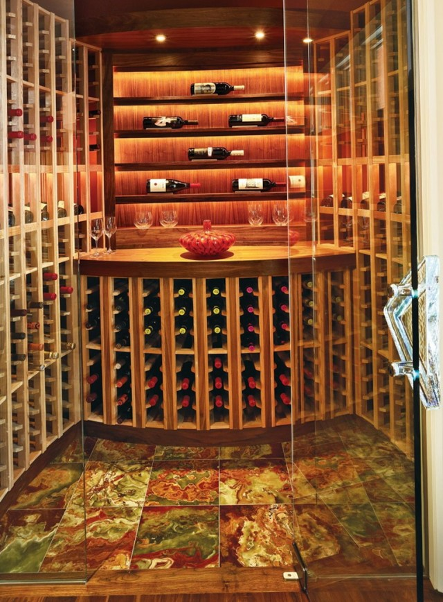 Home Wine Cellar Ideas