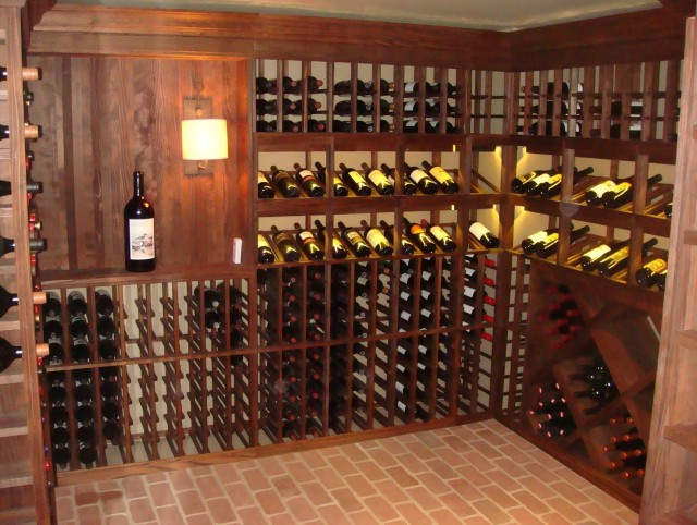 Home Wine Cellar Pictures