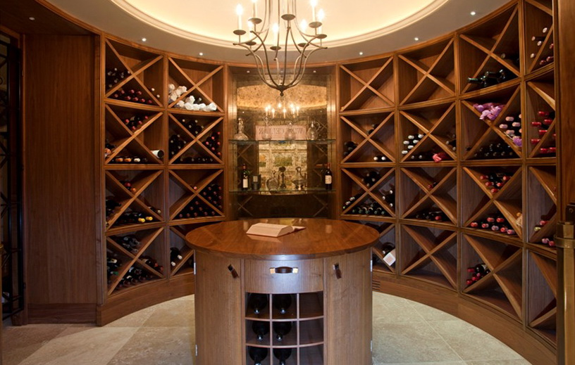 Permalink to Home Wine Cellars Uk