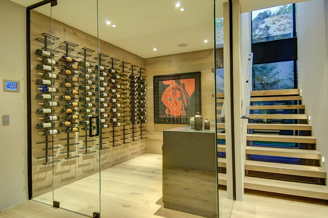 Modern Wine Cellar Ideas