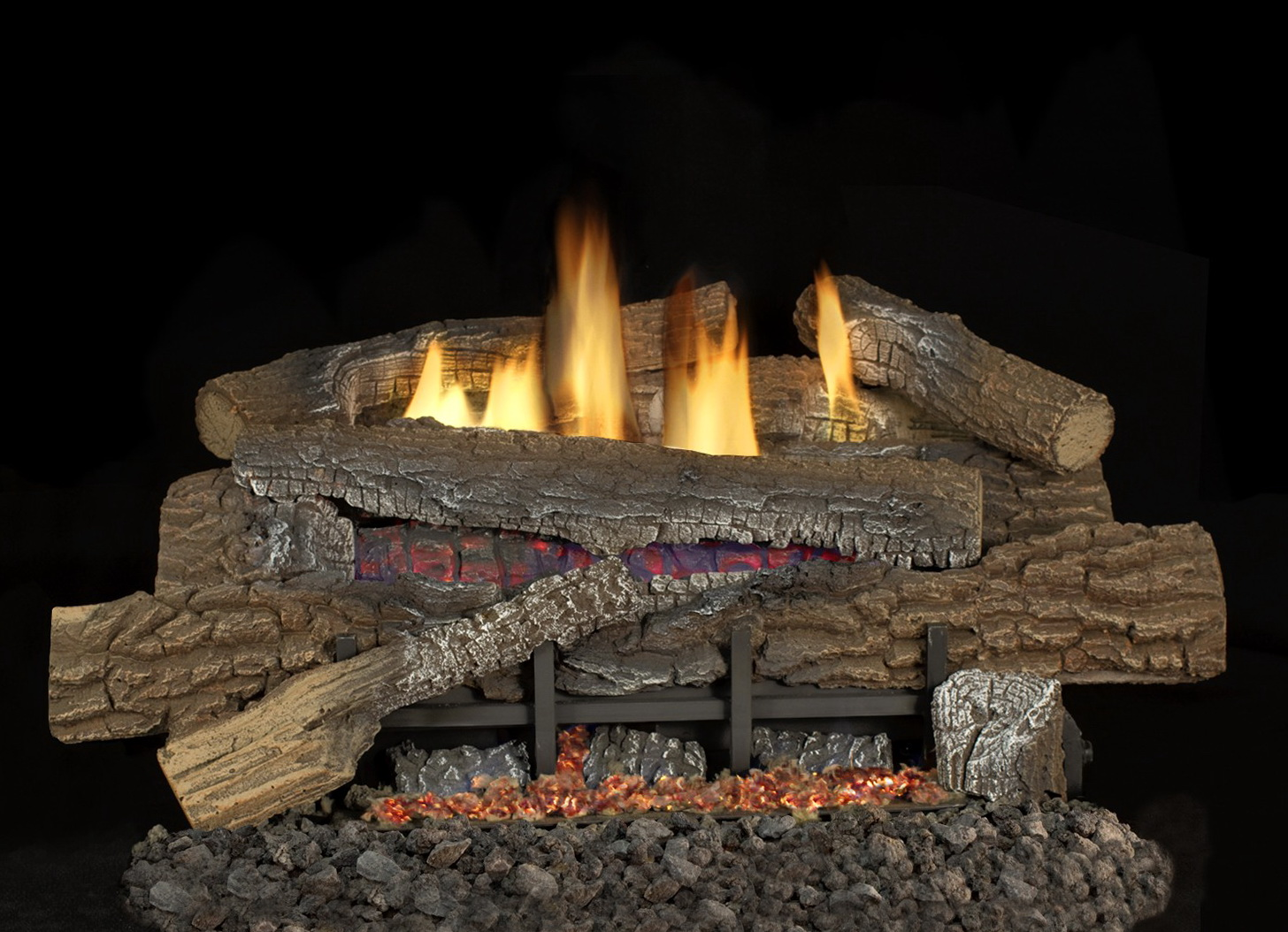 non vented fireplace logs home design ideas