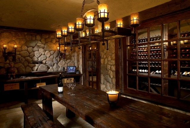 Pictures Of Home Wine Cellars