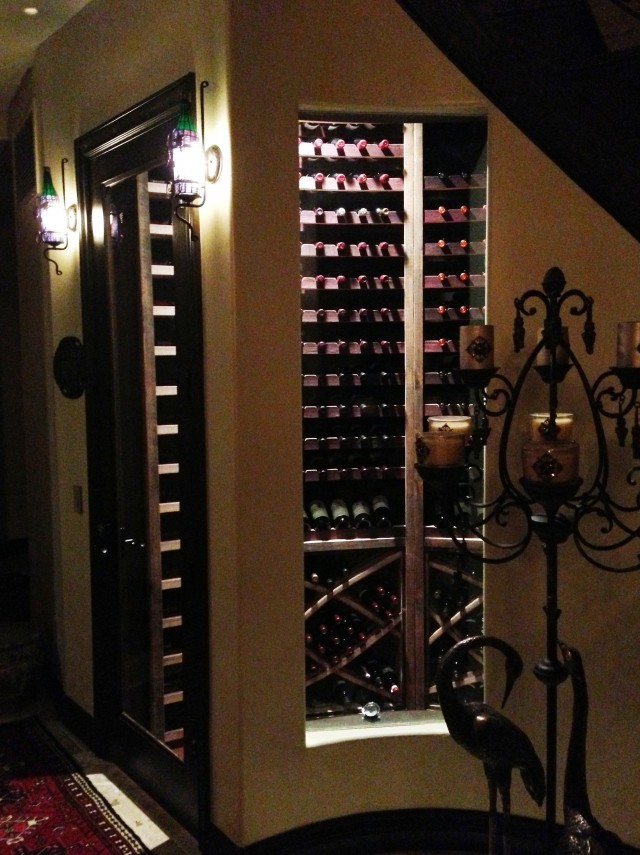 Small Home Wine Cellar