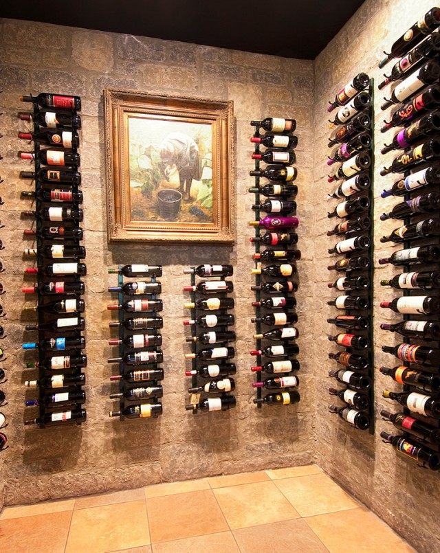 Gentil Small Home Wine Cellar Ideas