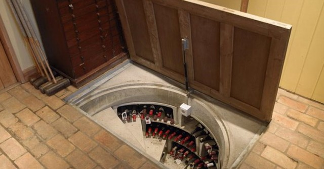 Spiral Wine Cellars Cost