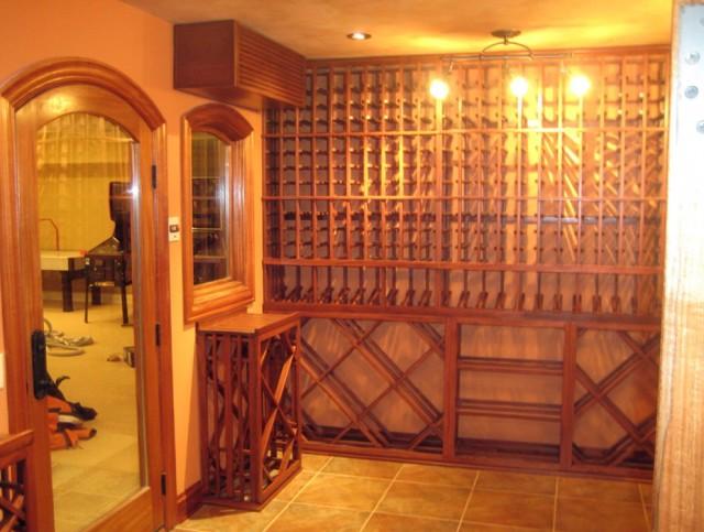 Wine Cellar Design And Construction