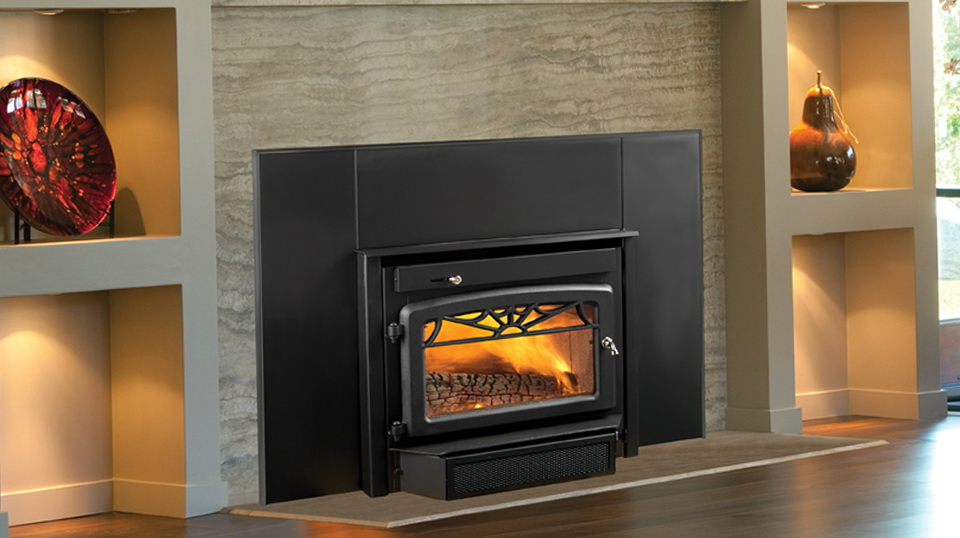Wood Burning Fireplace Blower Insert   Home Design Ideas