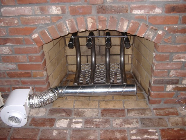 Wood Burning Fireplace Fans And Blowers