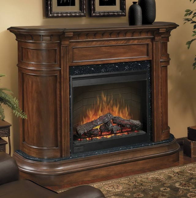 62 Grand Cherry Electric Fireplace | Home Design Ideas