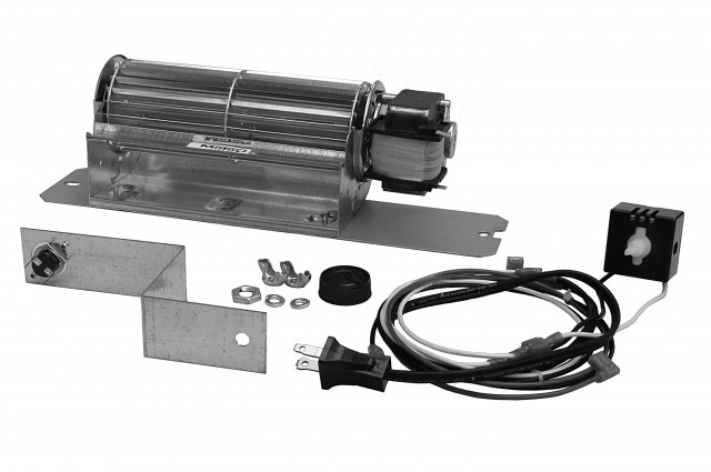 Gas Fireplace Blower Kit Lowes | Home Design Ideas