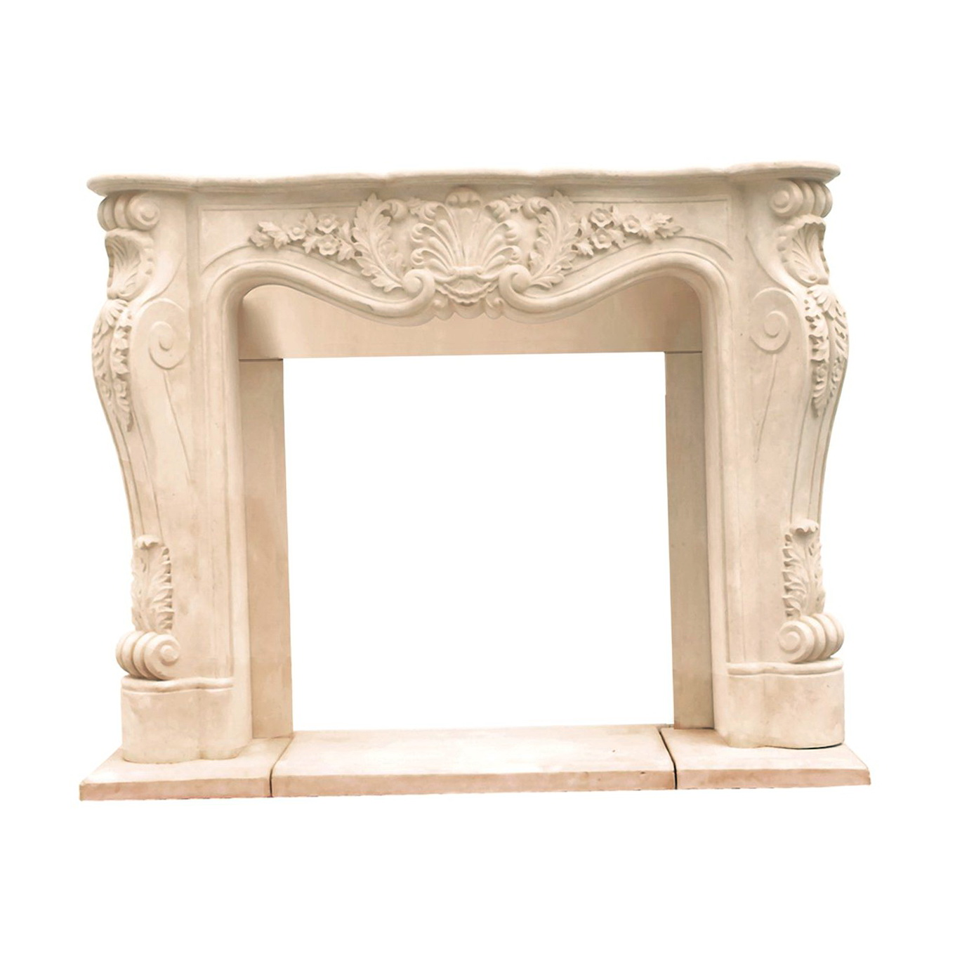 Cast Stone Fireplace Mantels Lowes Home Design Ideas