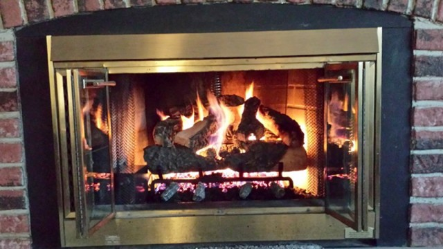 Converting Wood Fireplace To Gas Cost | Home Design Ideas