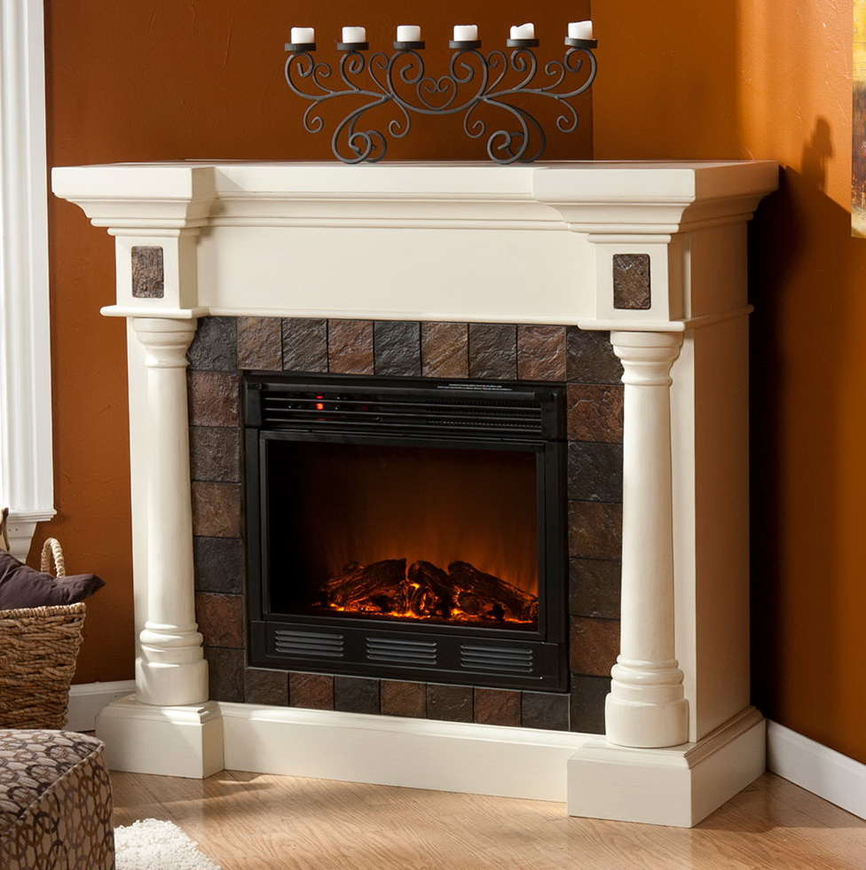 Corner Electric Fireplaces Clearance Home Design Ideas