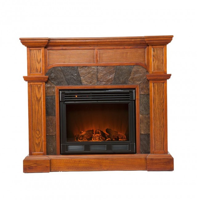 Corner Electric Fireplaces Home Depot