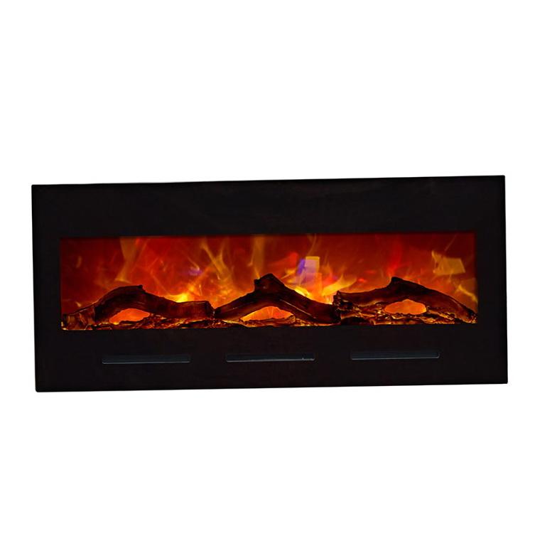 Electric Fireplace Flush Mount Home Design Ideas