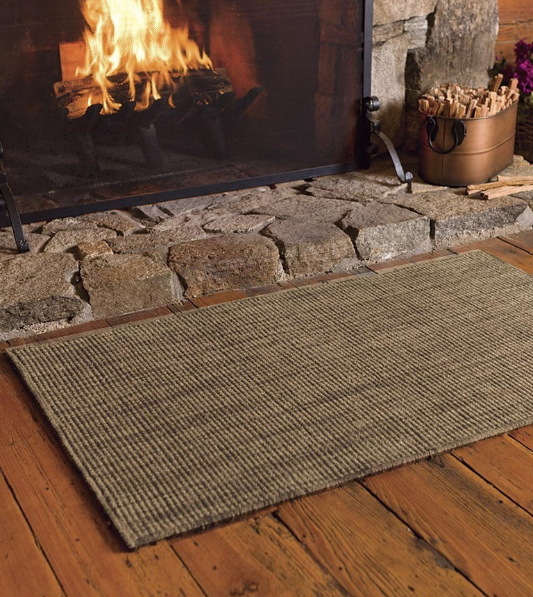 Distance From Fireplace To Rug: Fireplace Rugs Fireproof Closeouts