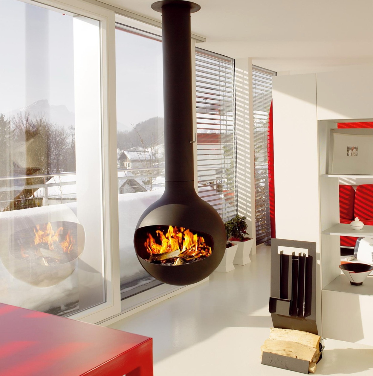 Free Standing Gas Fireplace Australia